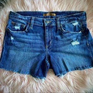 Joes Raw Hem Shorts | Women's Size 28